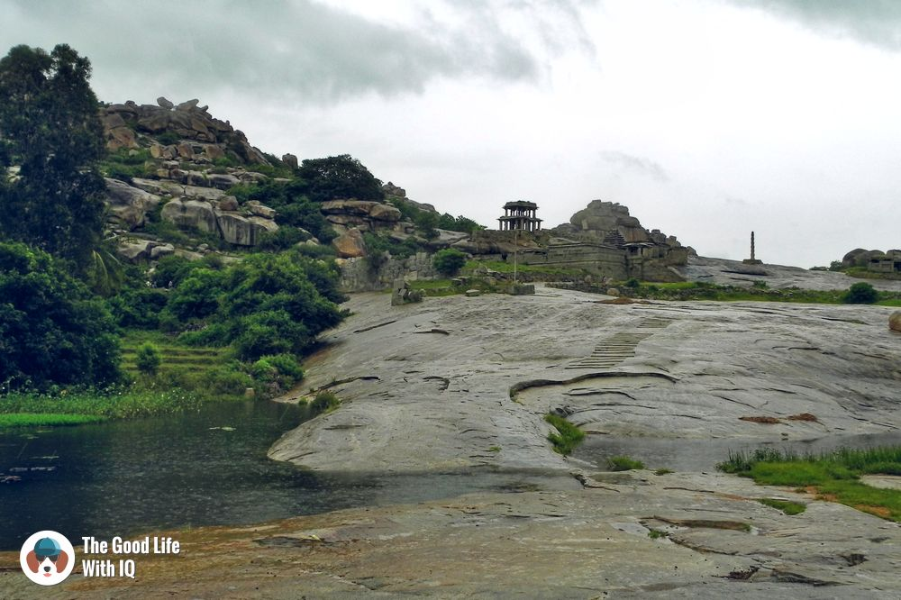 Sacred center trail  - Hyderabad to Hampi road trip