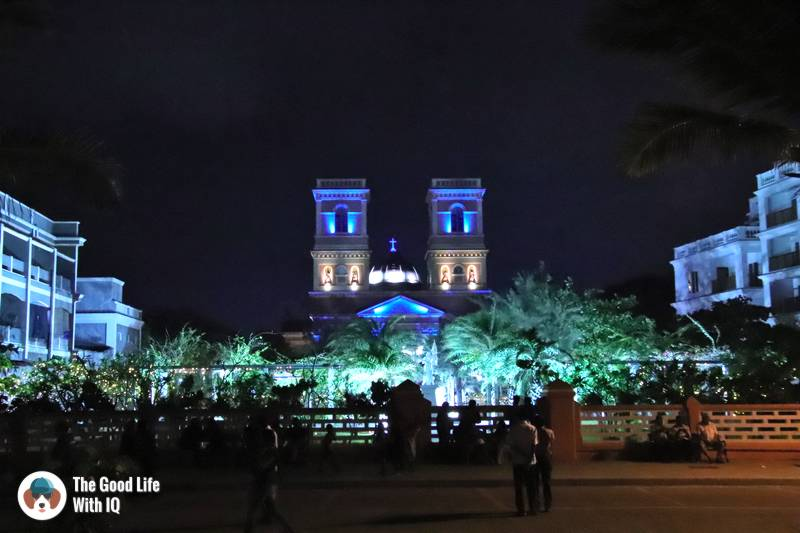Church of Our Lade of Angels - 3 day trip to Pondicherry