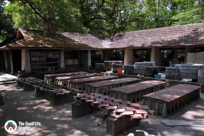Golden Bridge pottery - 3 day trip to Pondicherry