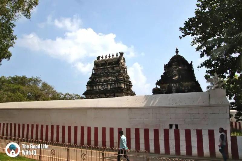 Sthalasayana Perumal temple, Mahabalipuram