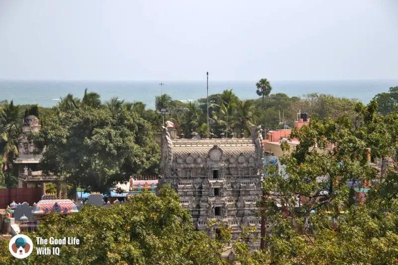 Sthalasayana Perumal temple, Mahabalipuram - 3 day trip to Pondicherry