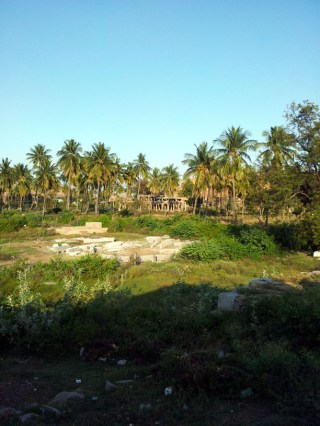The Huchhapayya temple at Anegundi