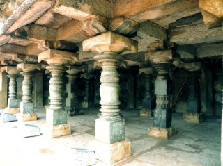 Storehouse columns