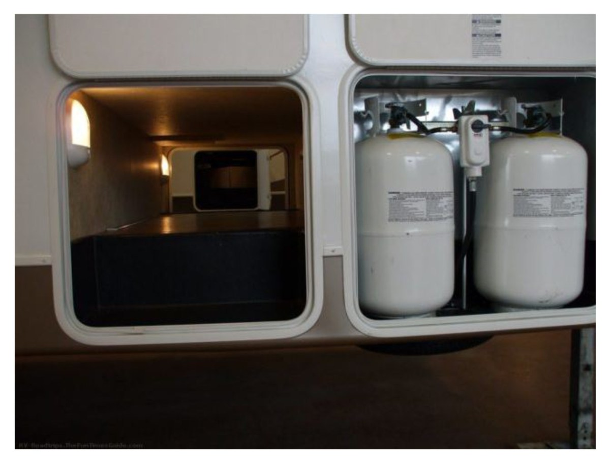 RV Basement Storage Ideas