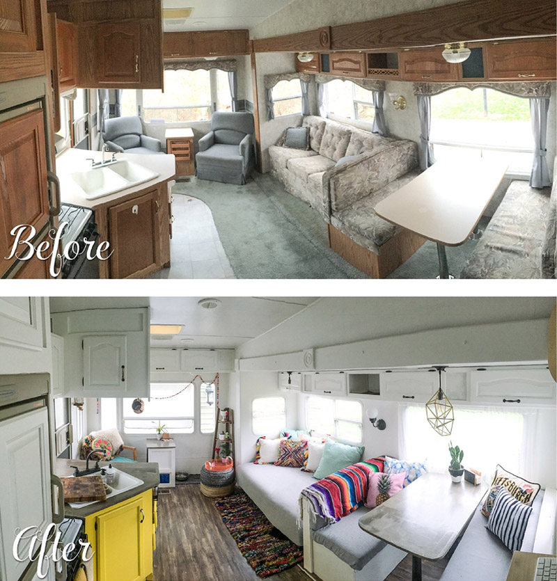 RV Flooring Options