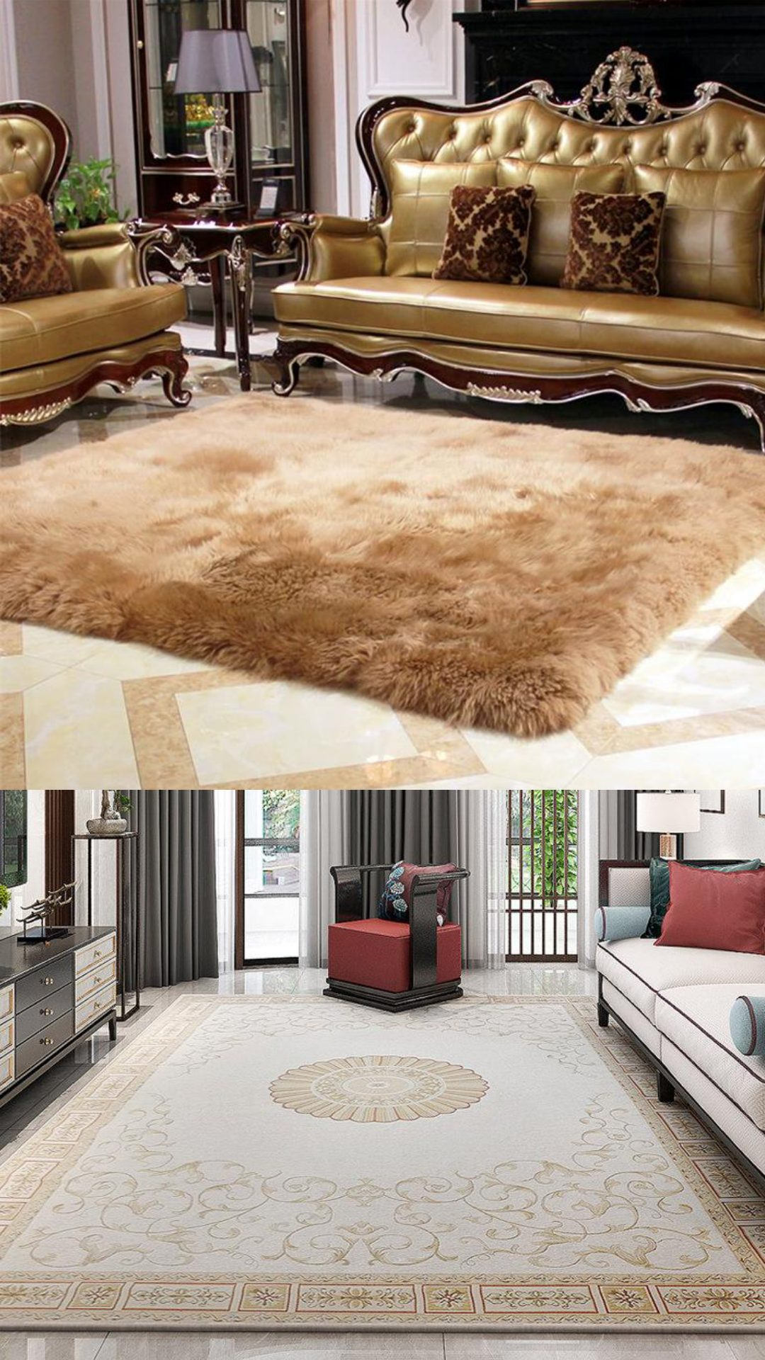beautiful bedroom rug ideas