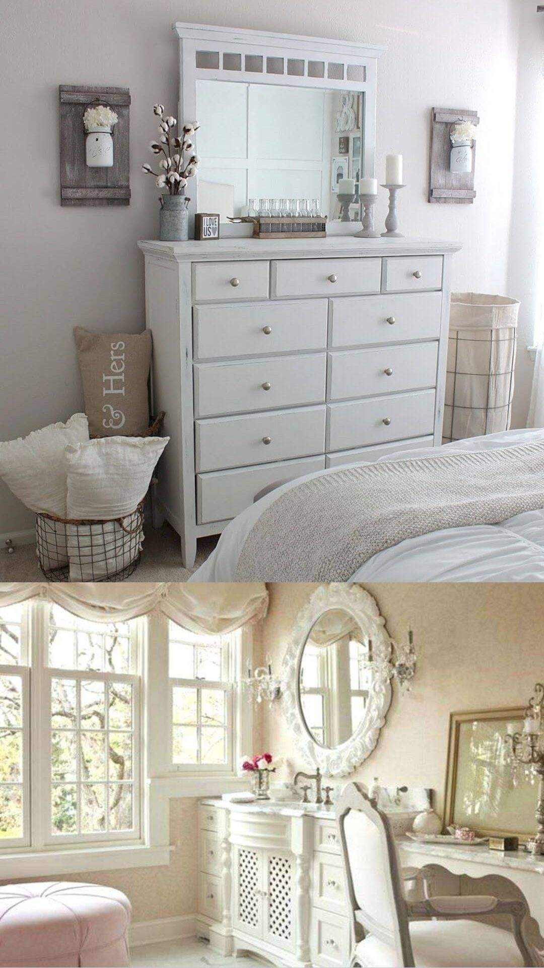 white chic bedroom furniture rustic chic bedroom decor design ideas