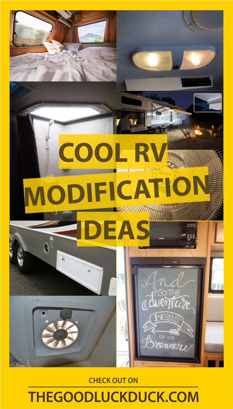 amazing rv modifications