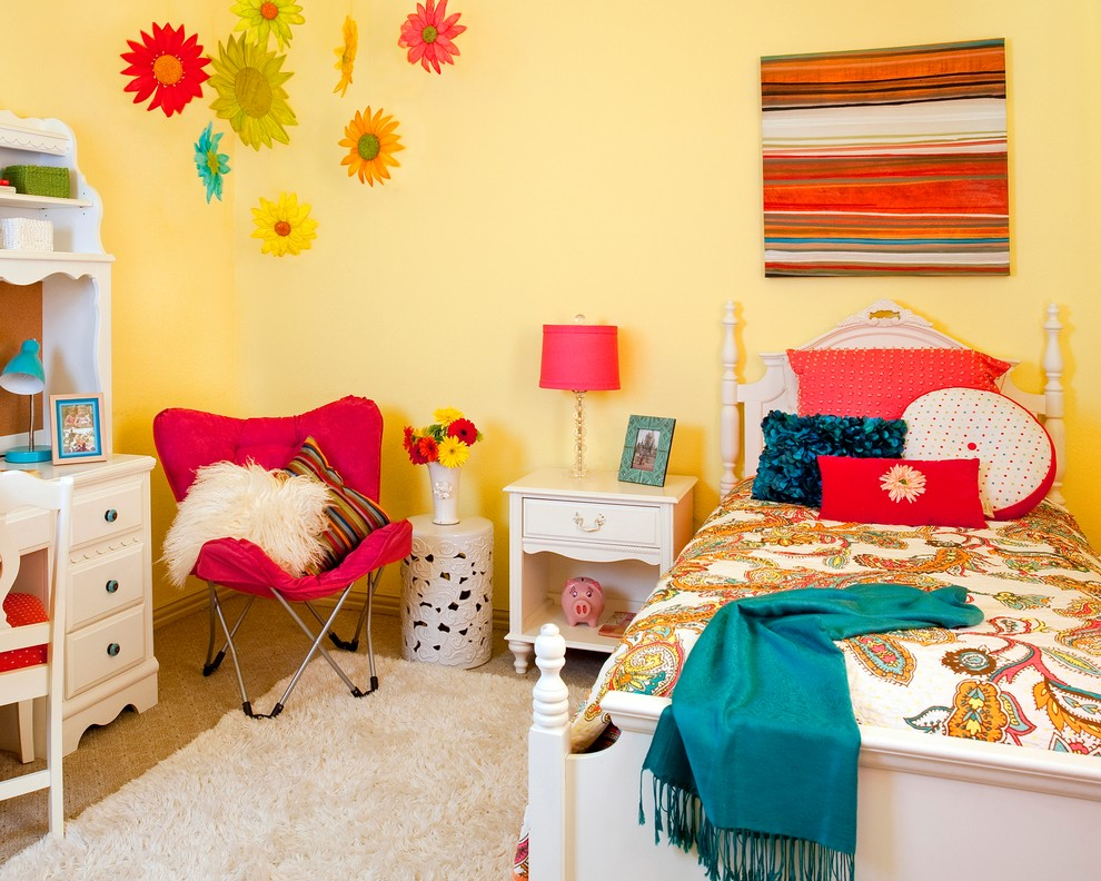 Create A Sunny Scheme With Punchy Yellow