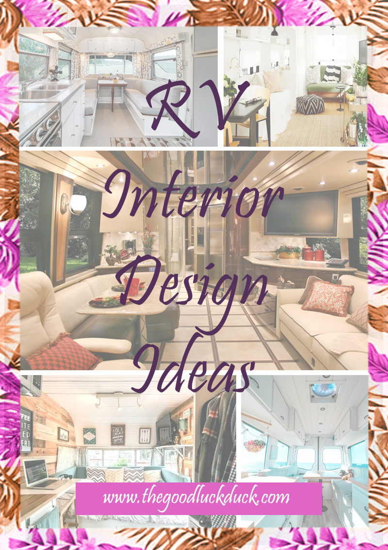 rv bedroom decorating ideas