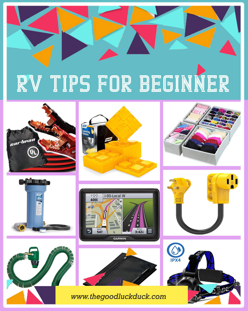 how to organize your rv