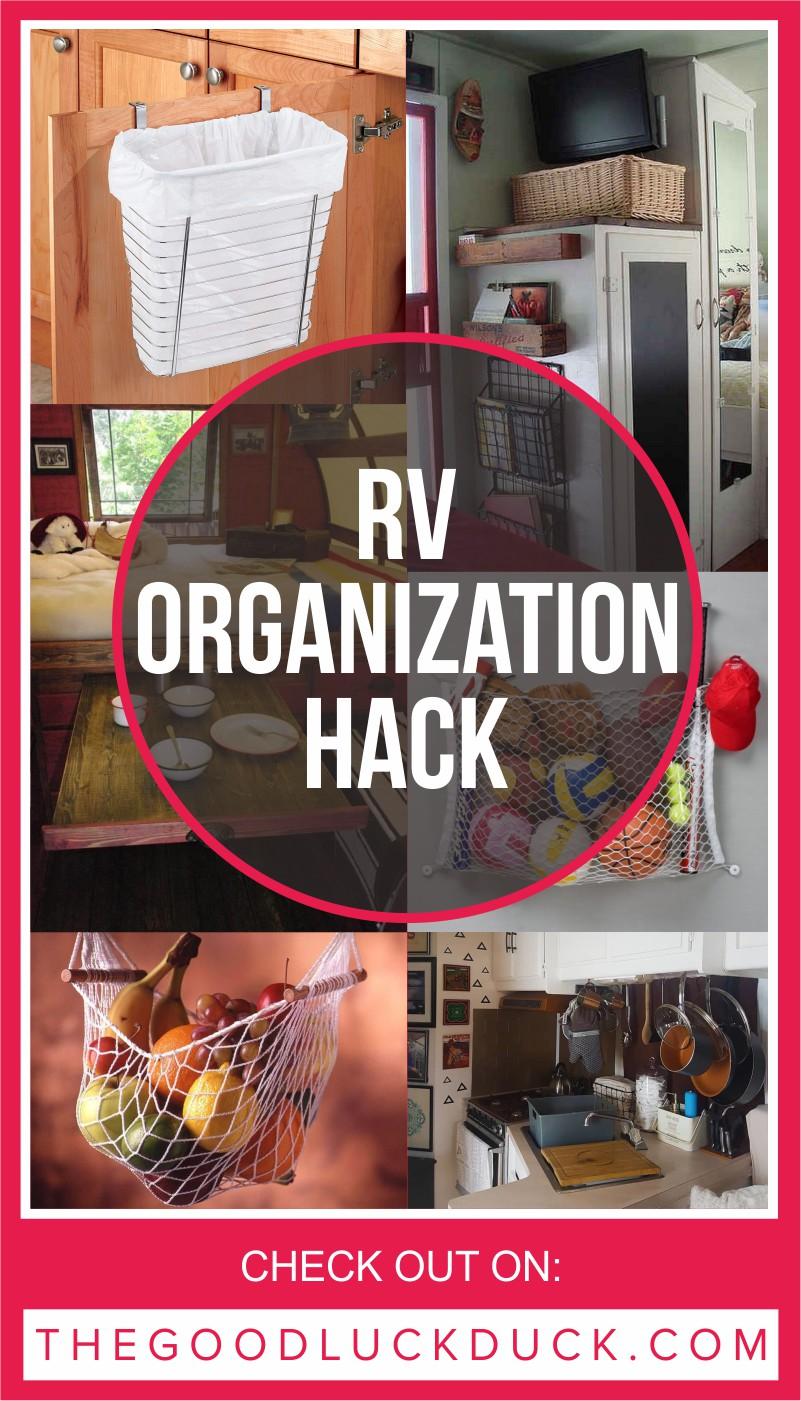 RV hacks