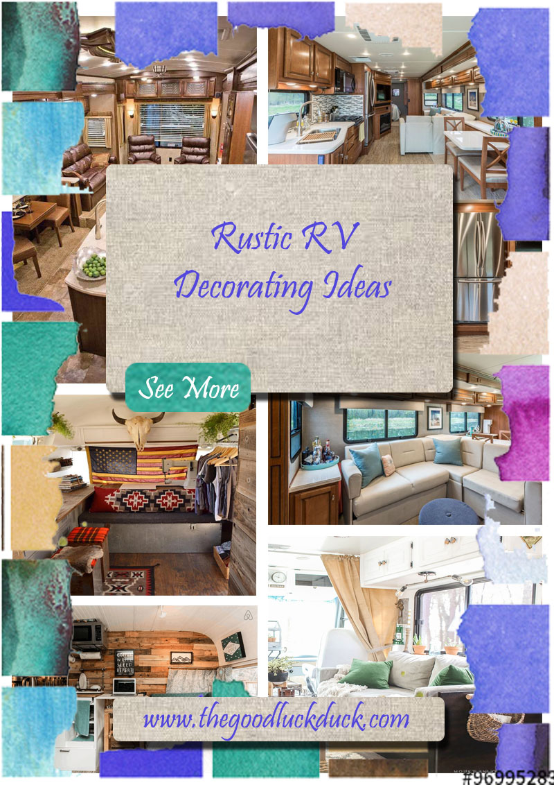 creative ideas for rv decorating