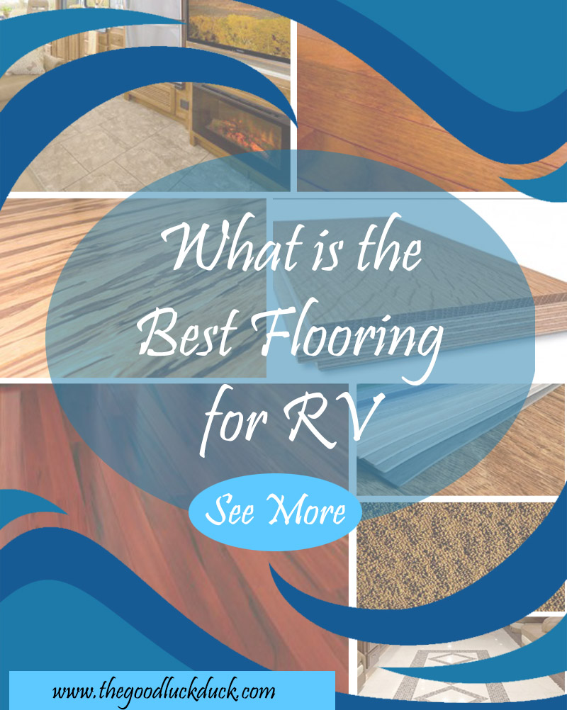 Popular RV Floor Coverings