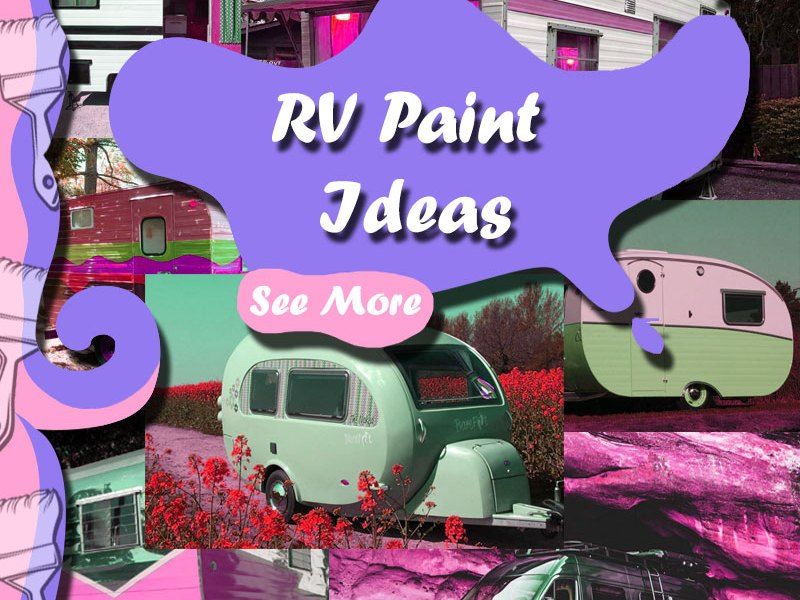 how to paint an rv