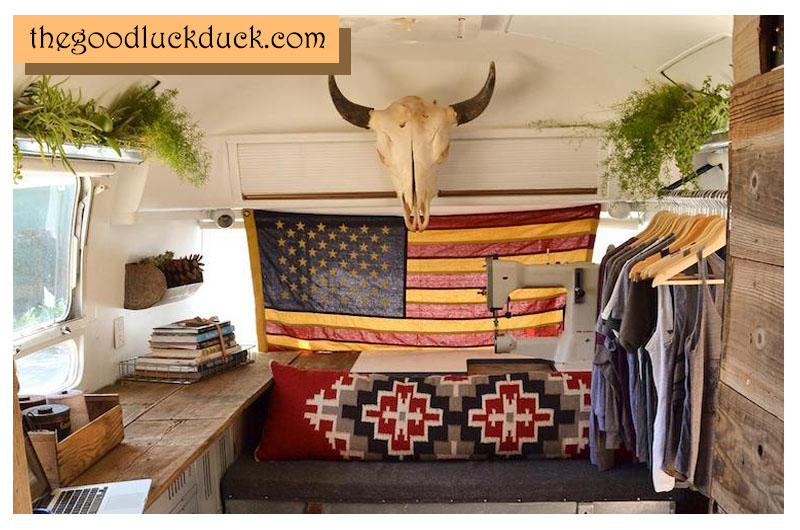 unique rv decorating ideas