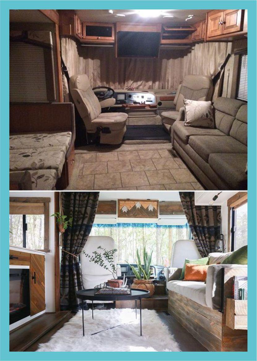 diy camper remodel