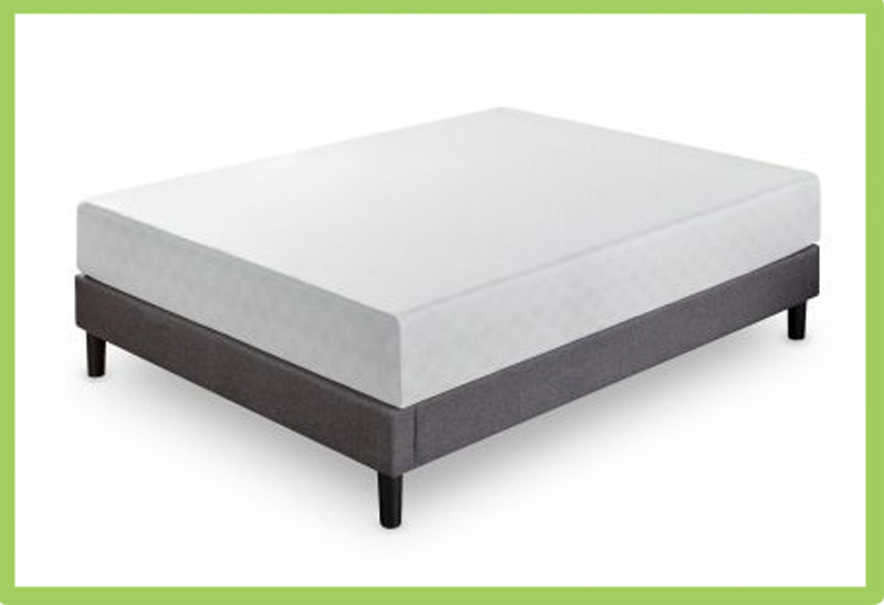 rv mattress with radius corner