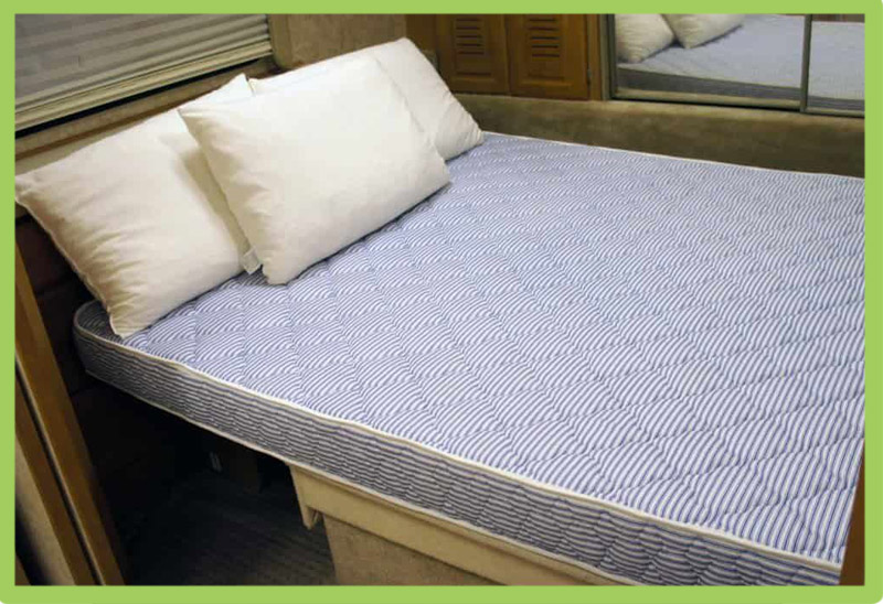 rv adjustable bed frame