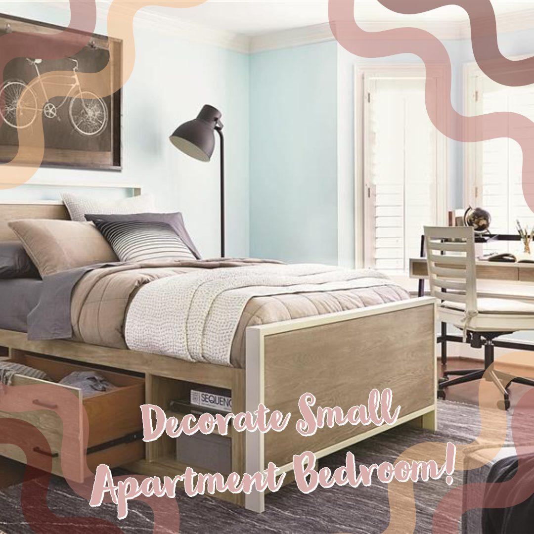 apartement bedroom idaes