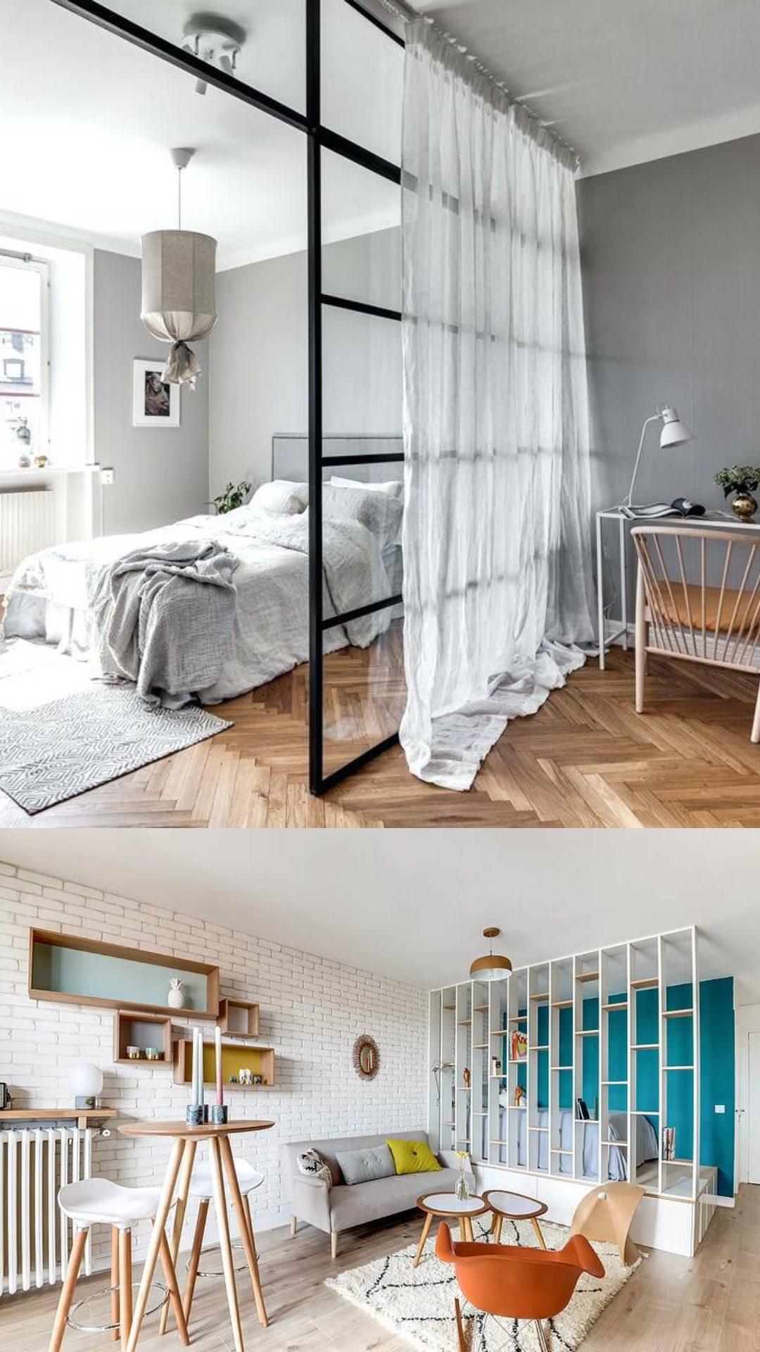 innovative room divider ideas