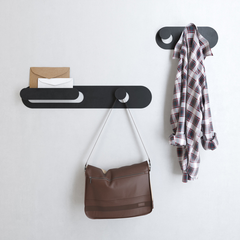Decorate with hanging hooks
