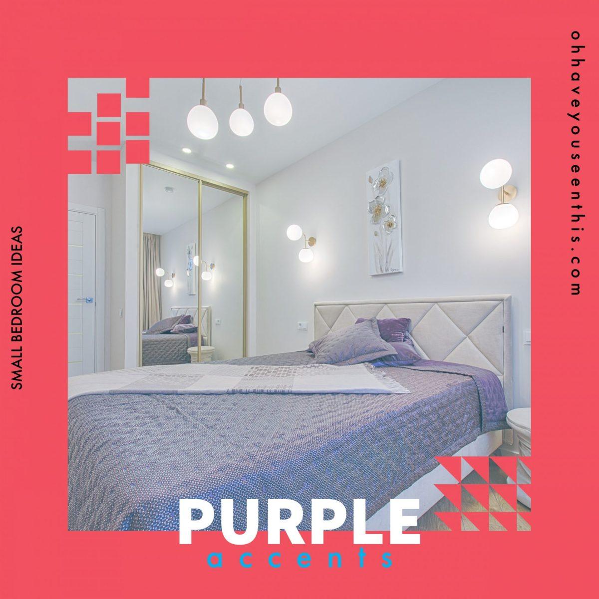 Small Bedroom Color Ideas