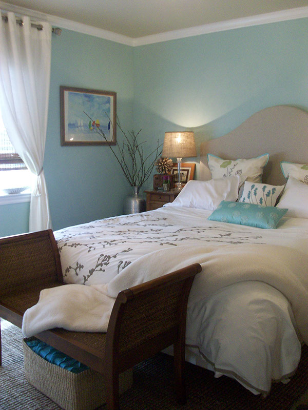 The Characteristics of Coastal Design In Bedroom