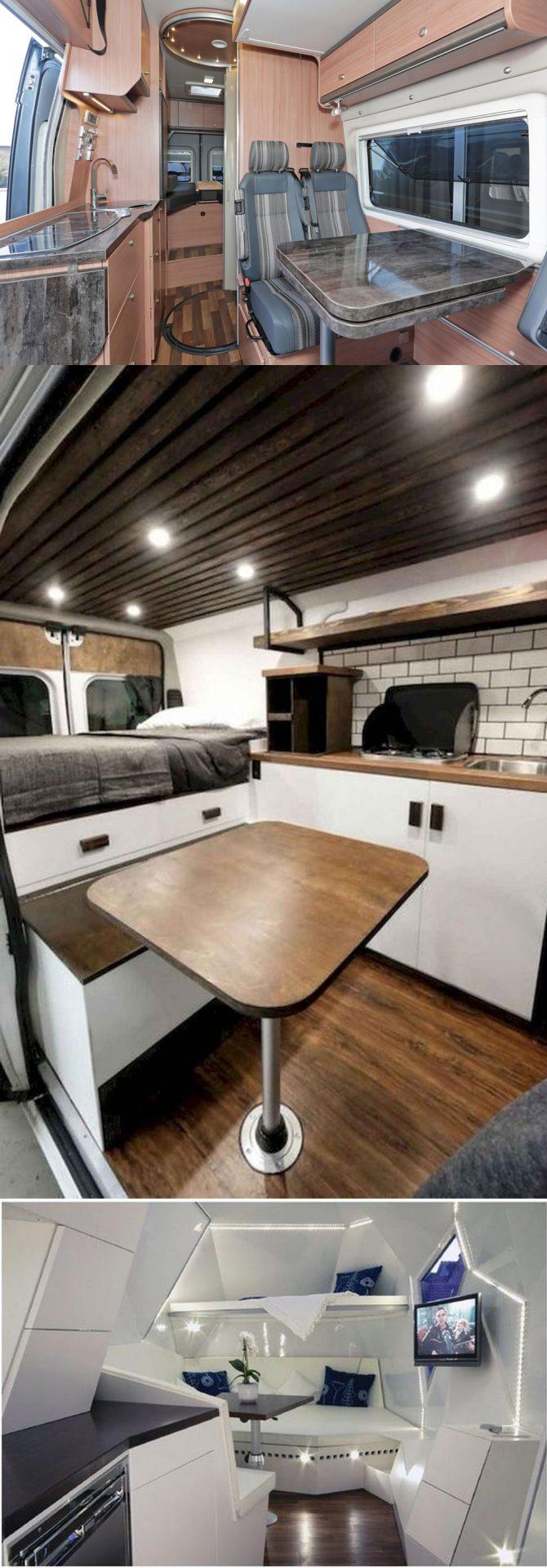 rv interior cabinets
