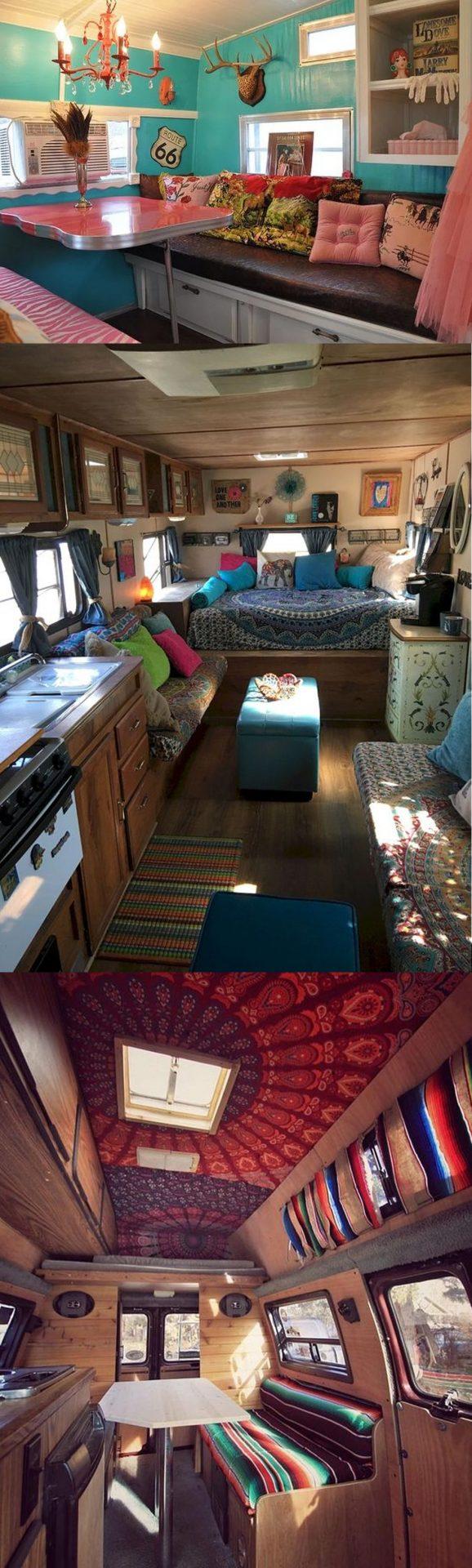 how to repair travel trailer interior walls