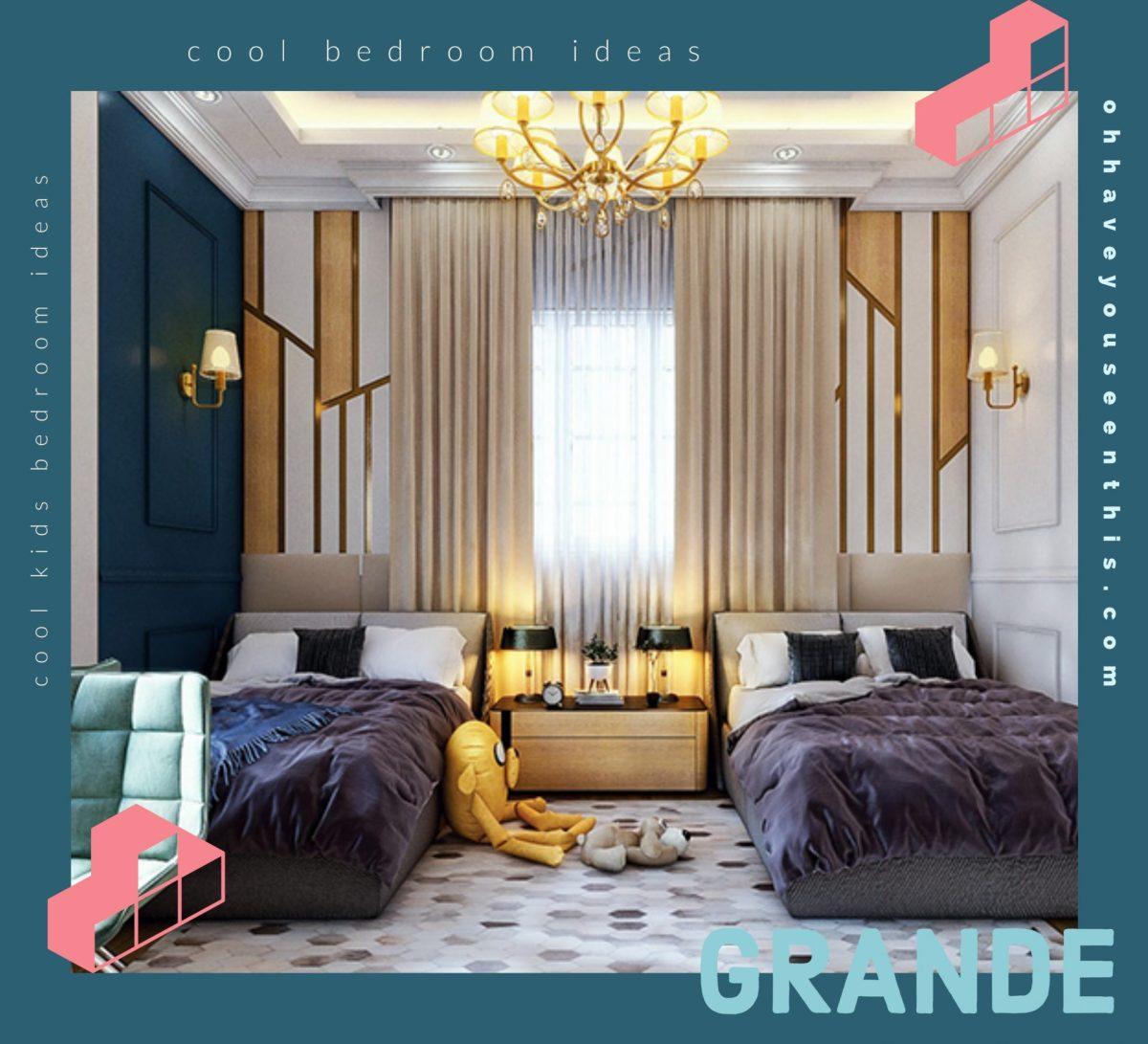 Cool Kids Bedroom Ideas