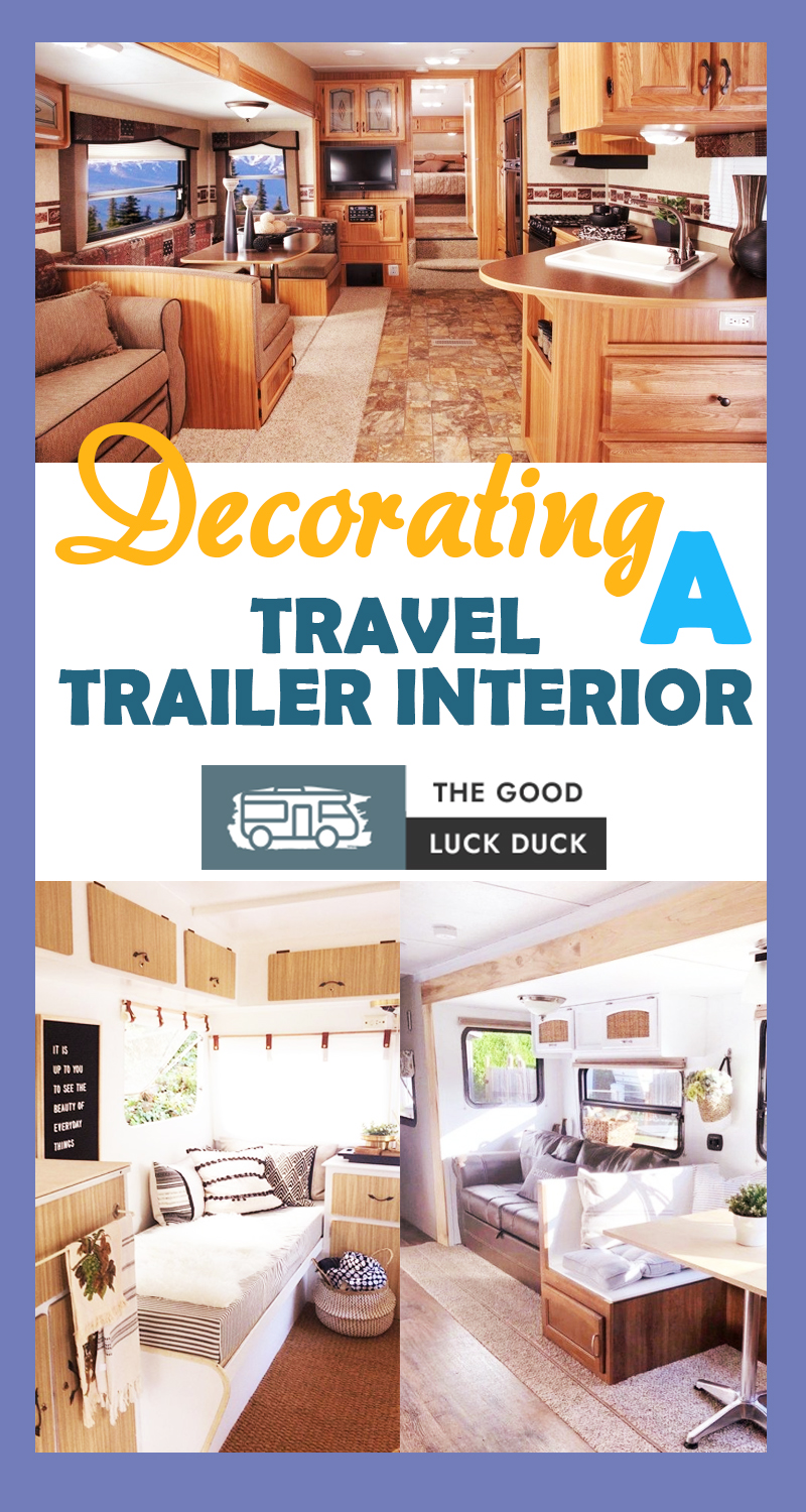 how to repair travel trailer interior walls