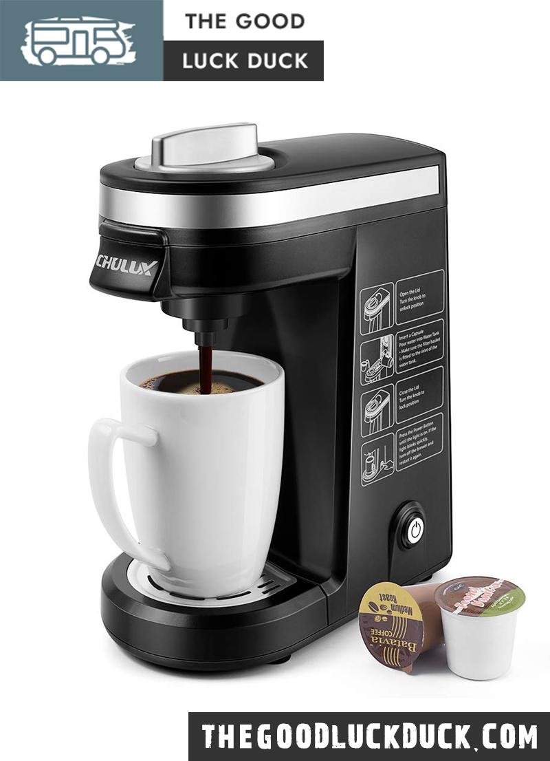 12 volt coffee maker rv
