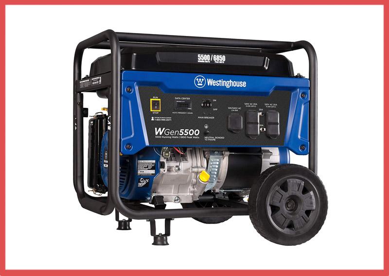 propane rv generator