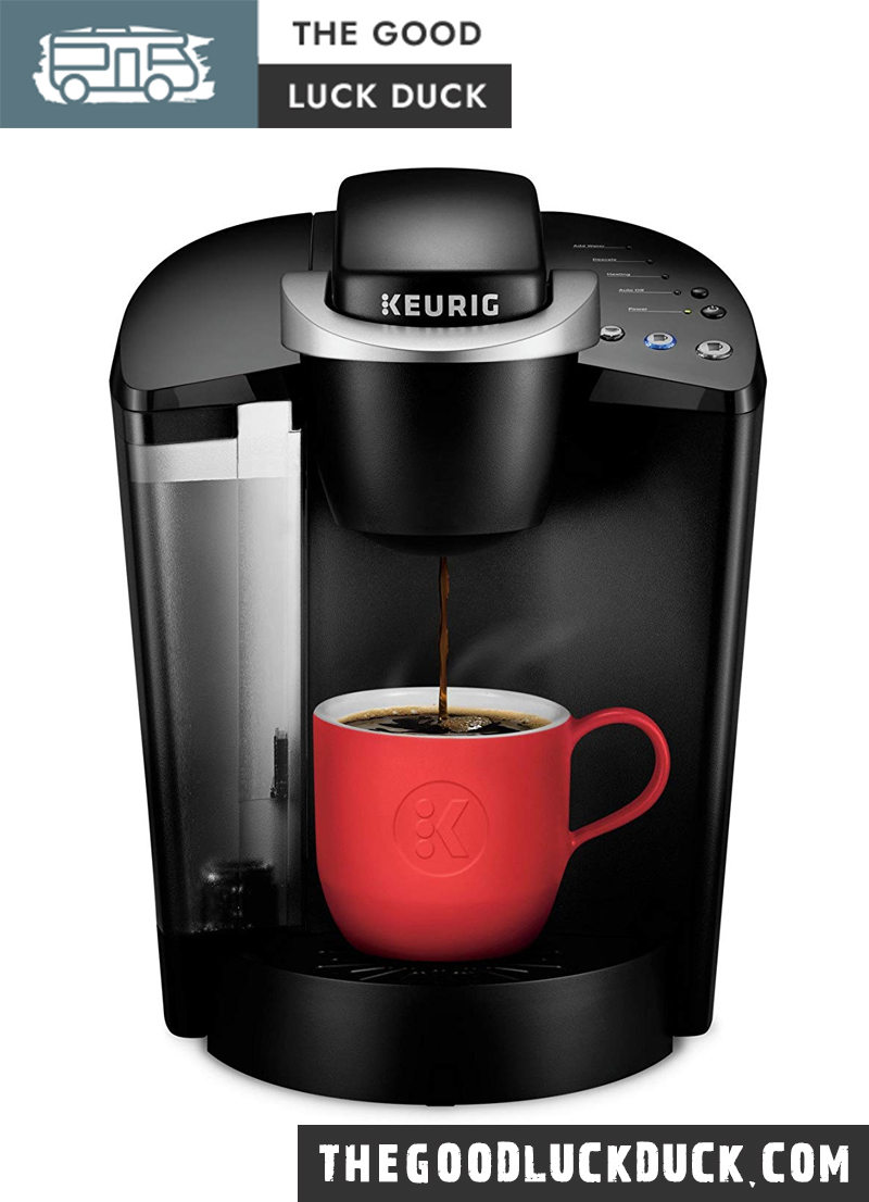 can i run a coffee maker on an rv inverter
