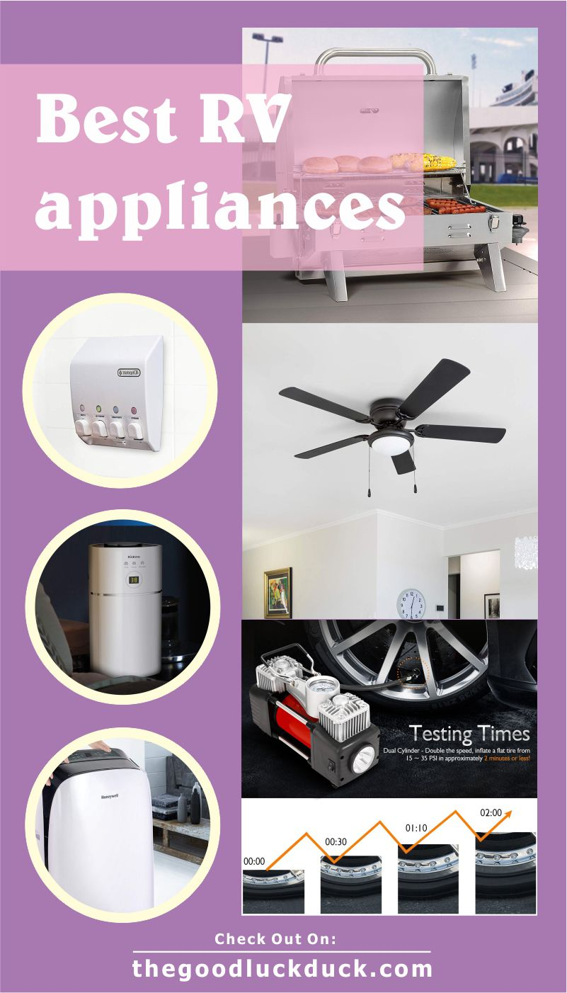 used rv stoves