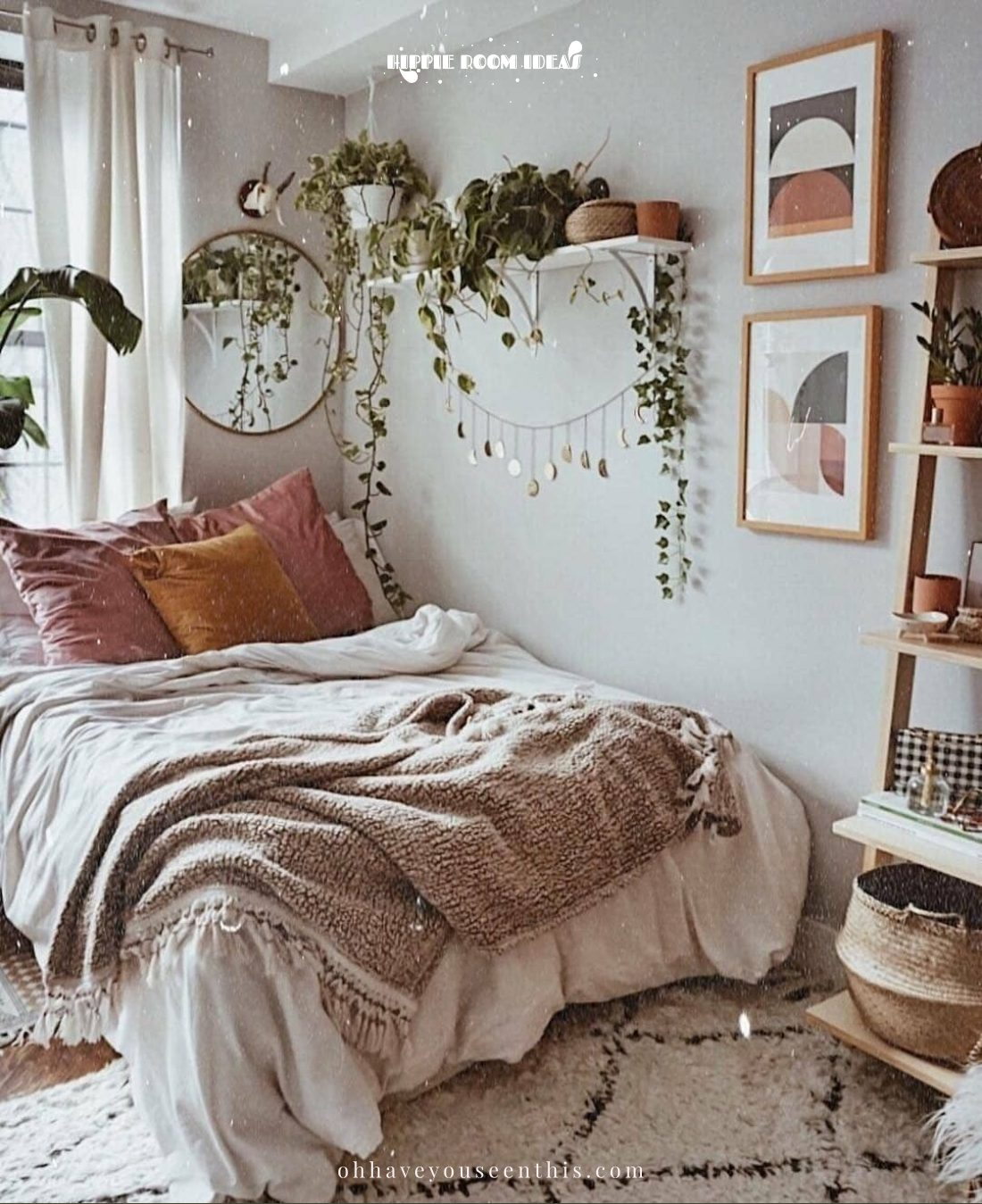 9 Most Popular Hippie Room Ideas in 99 - The Good Luck Duck