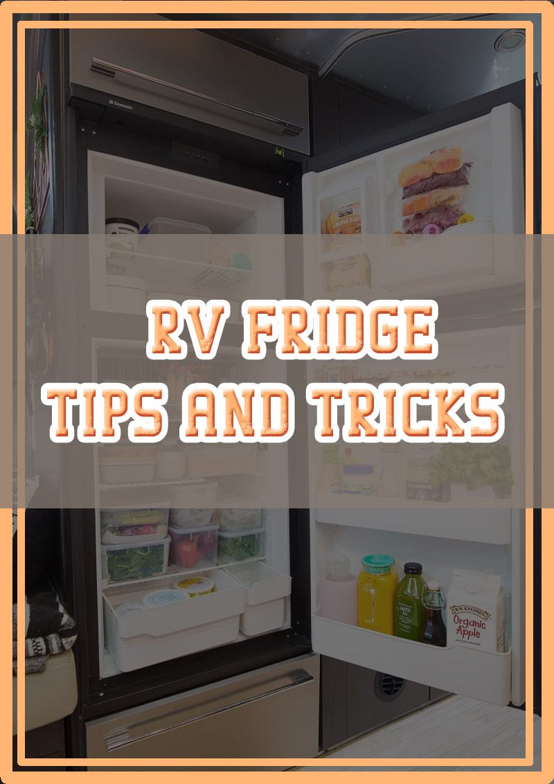 rv residential fridge