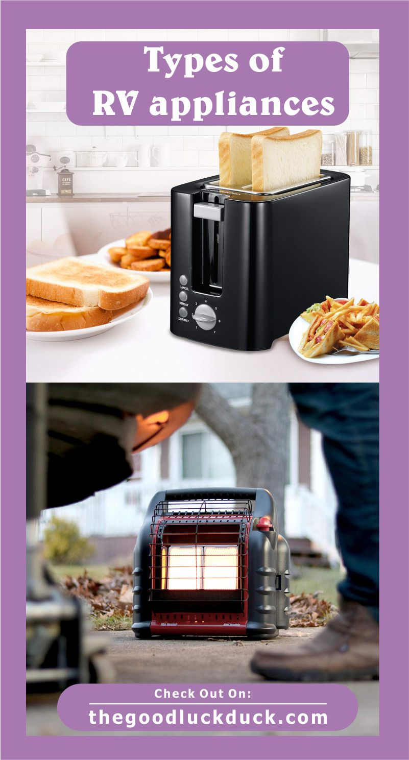 rv cooking appliances