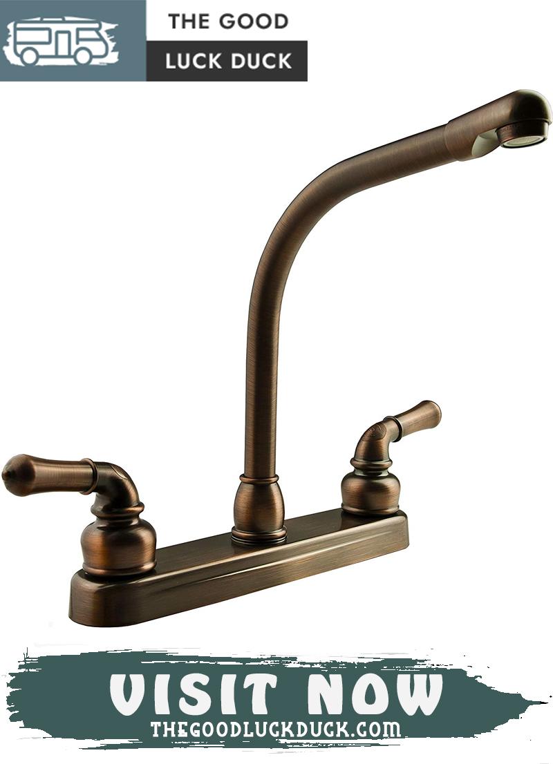 rv kitchen sink faucet