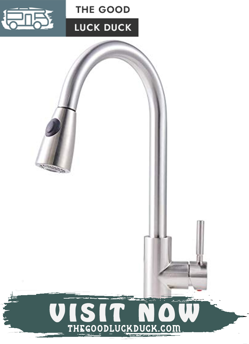 folding faucet rv
