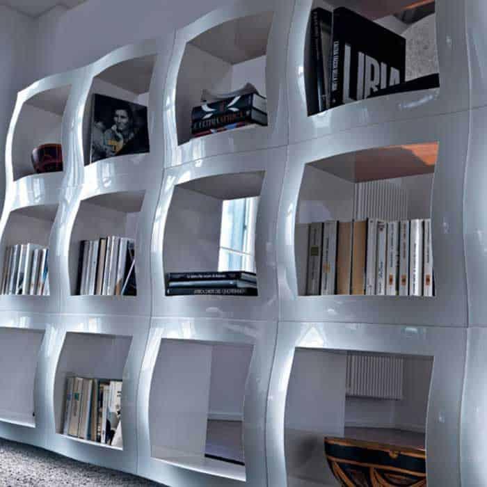 Boogie Woogie Shelves