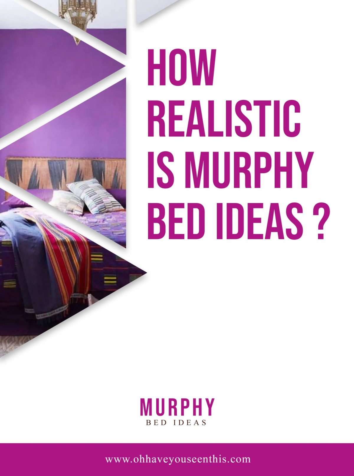 How Realistic Is Murphy Bed Ideas