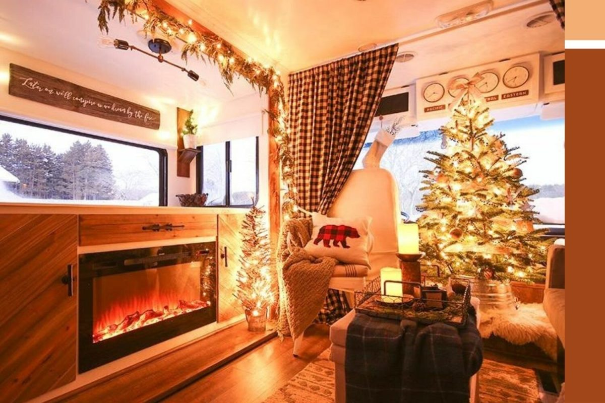 rv Christmas lights