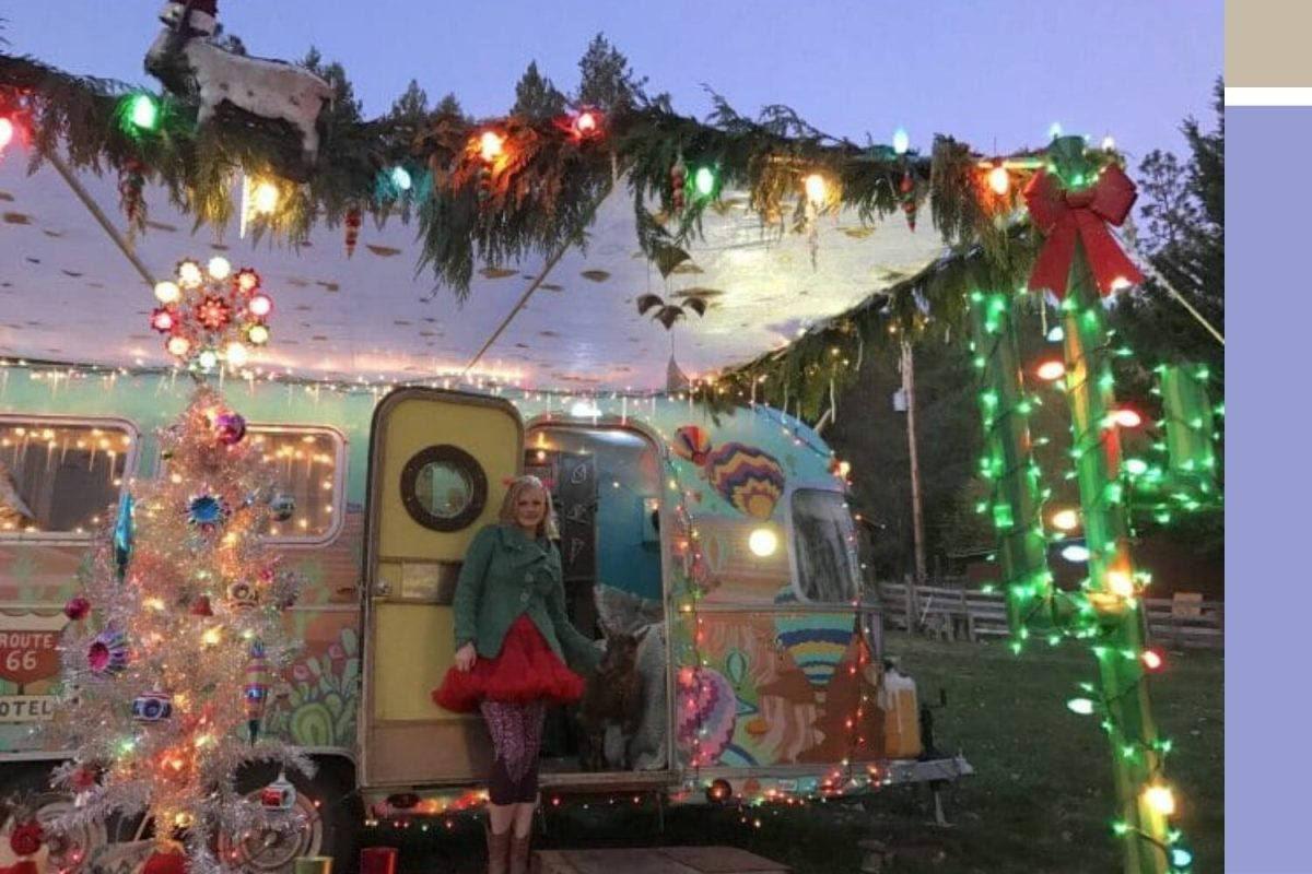 christmas camper scentsy
