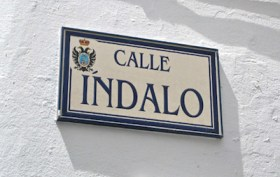 Calle Indalo