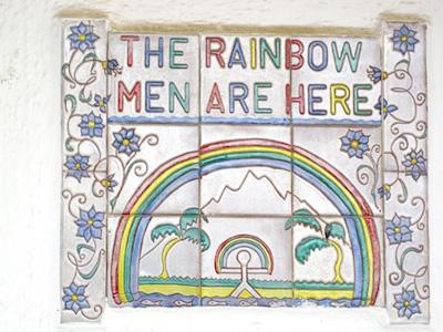 Rainbow Indalo