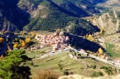 Teruel in Spain