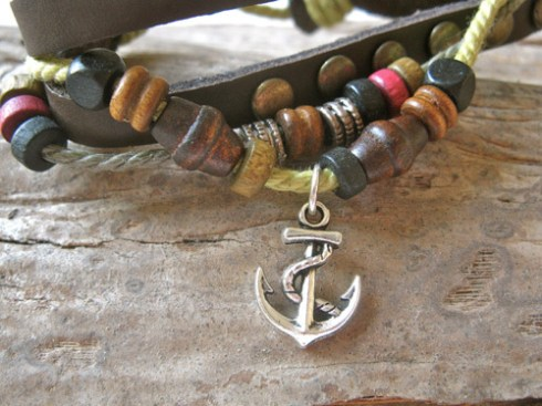 Anchor protection charm