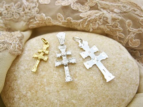 Caravaca crosses of Catholic Christian faith